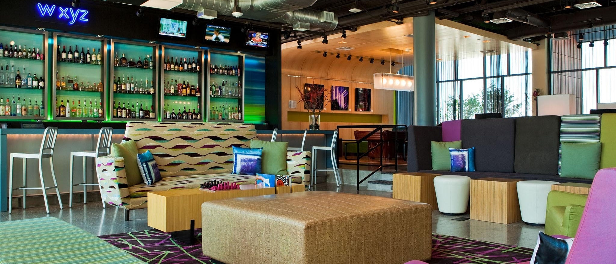 Aloft Plano - Re:mix lounge