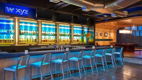 Bars in Plano - W XYZ